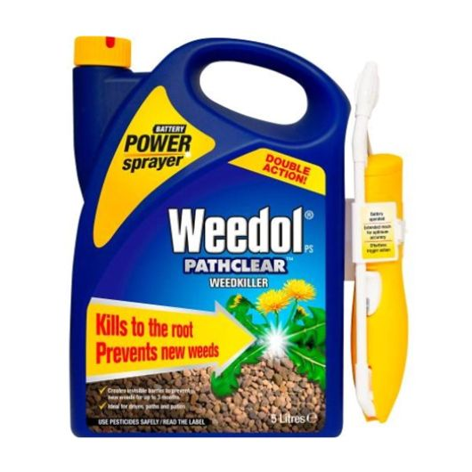Weedol Pathclear Power Sprayer 5L