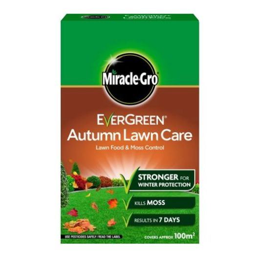Evergreen Autumn Lawn Care 100M2 + 20% FREE