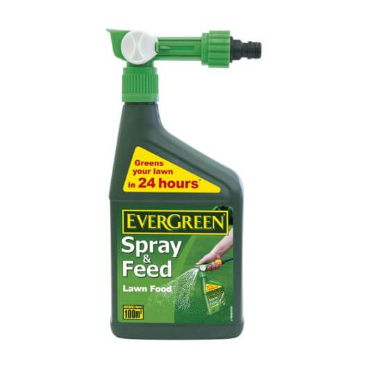 Evergreen Spray & Feed 1lt