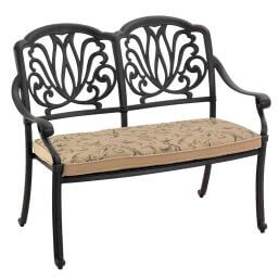 Hartman Amalfi Bench & Cushion