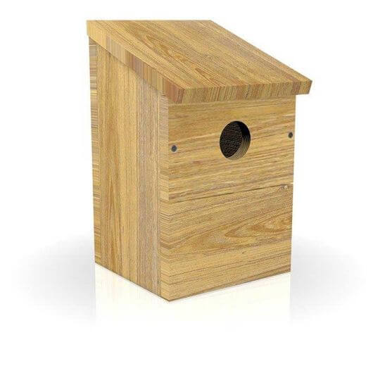 Everyday Wooden Multi Nestbox