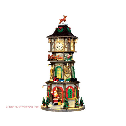 Lemax Christmas Clock Tower (45735)