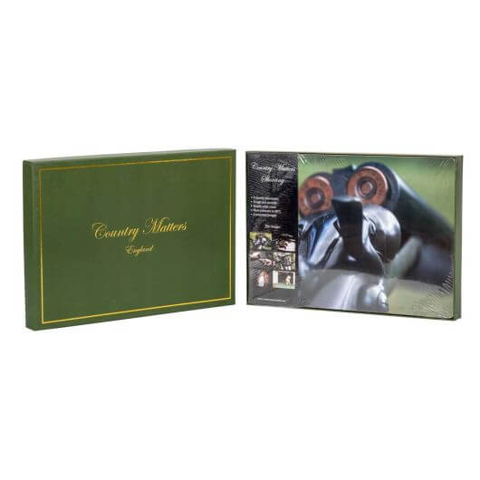 Country Matters Placemats - Shooting