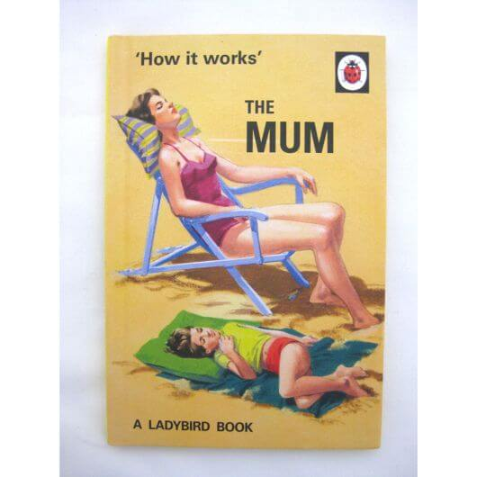 Ladybird Book How It Works - The Mum