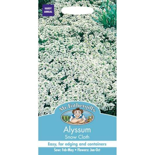 Alyssum Snow Cloth MF Seeds