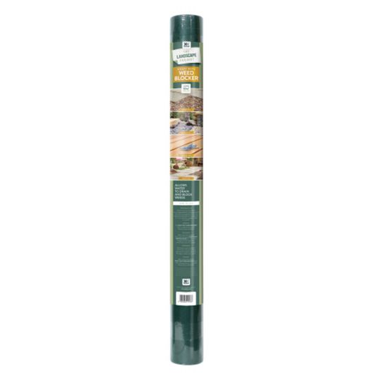 Weed Blocker Heavy Duty 10 x 1m Roll
