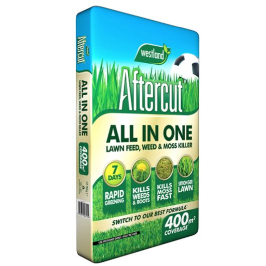 Aftercut All In One 400m2