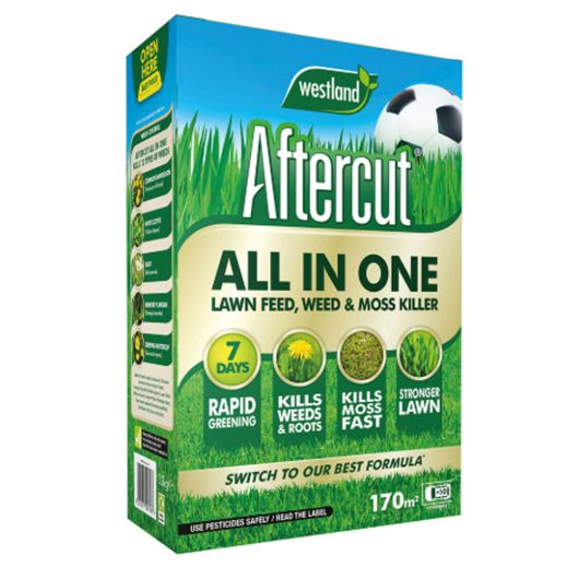 Aftercut All In One Lawn Feeder 170m2