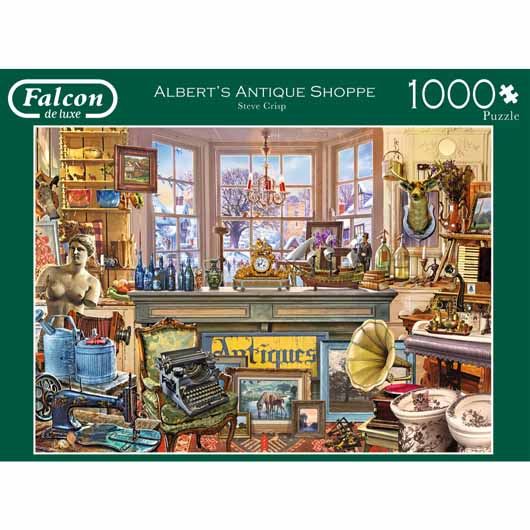 Albert's Antique Shoppe