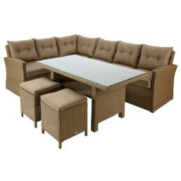 Hartman Madison Weave Casual Dining Set