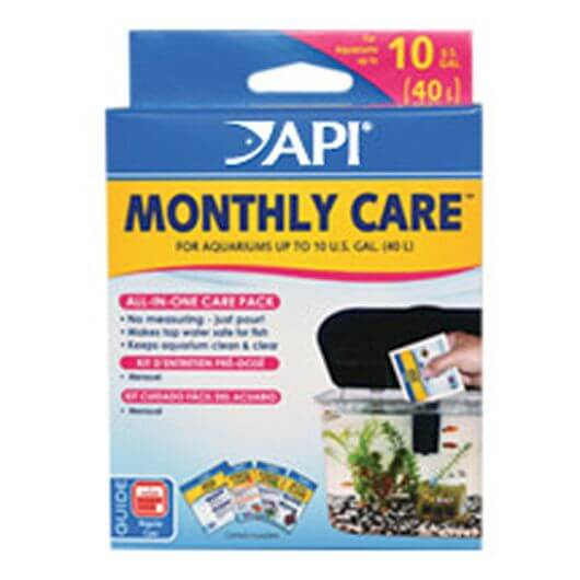 API Monthly Care Pack