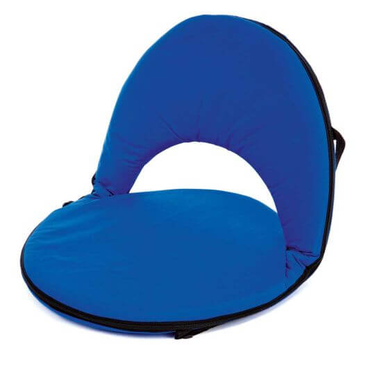 Folding Portable Camping Chair - Blue