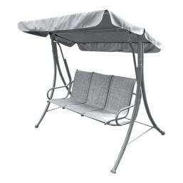 LG Outdoor Geneva 3 Seat Swingseat