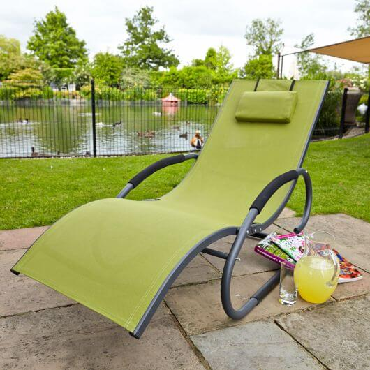 LG Outdoor Dali Bouncer - Green