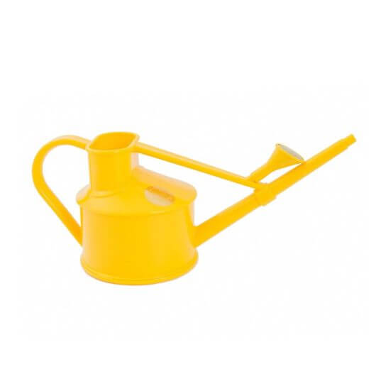 Haws Indoor Watering Can 0.7L -Yellow