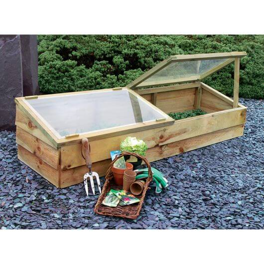 Zest Large Cold Frame