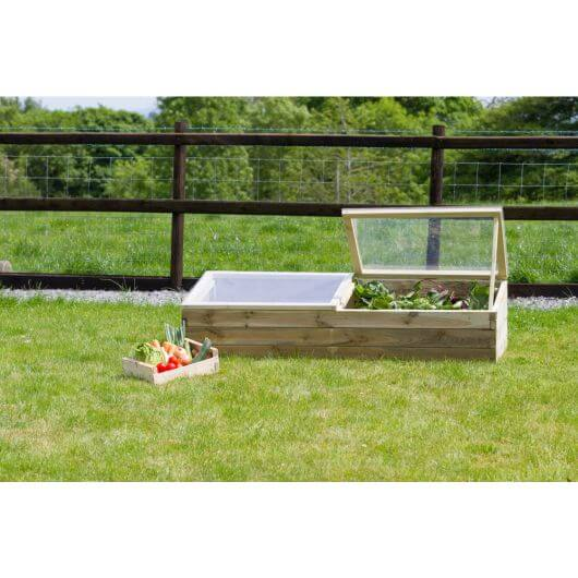 Zest Sleeper Cold Frame