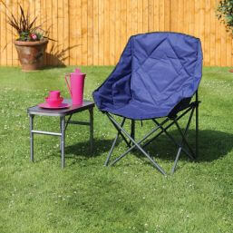 Quest Traveller Burnham Chair - Navy