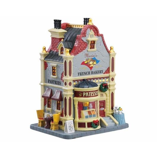 Lemax Marie's French Bakery (75224)