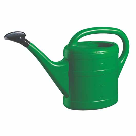 Essential Watering Can 5L Green