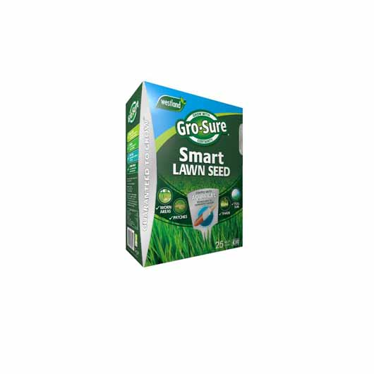 Gro-Sure Smart Lawn Seed 25m2 Box