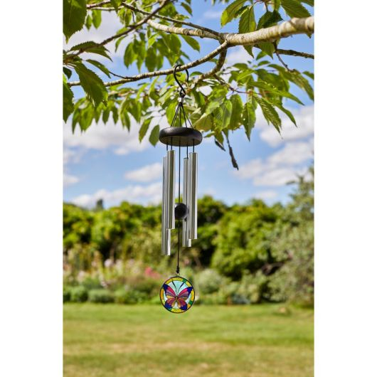 Smart Garden Butterfly Magic Windchime 53cm