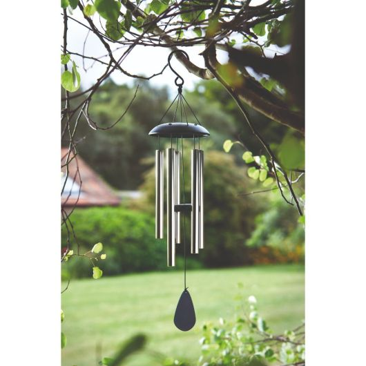 Smart Garden Golden Black Windchime 70cm