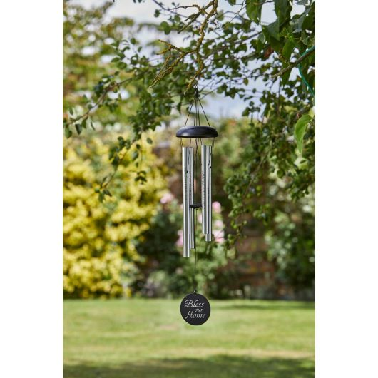 Smart Garden Bless This Windchime 79cm