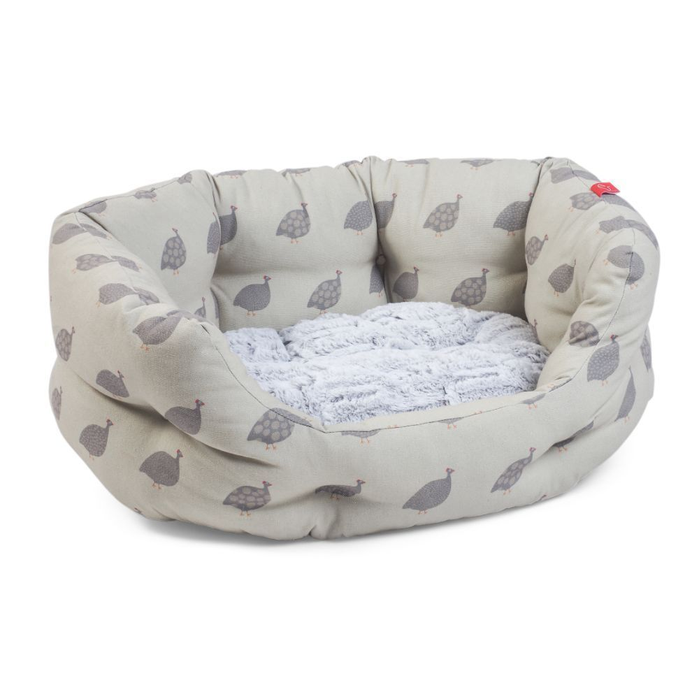 Zoon Feathered Friends Oval Dog Bed - Small