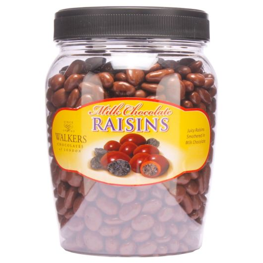 Chocolate Raisin Jar 1.1kg